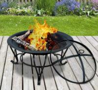 Zahradní ohniště z velmi kvalitního materiálu