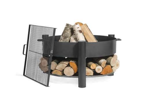 kovové ohniště cooking 80 cm