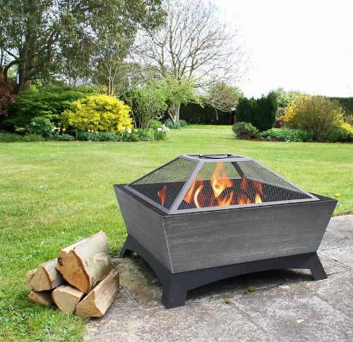 kvalitní přenosné ohniště Newport