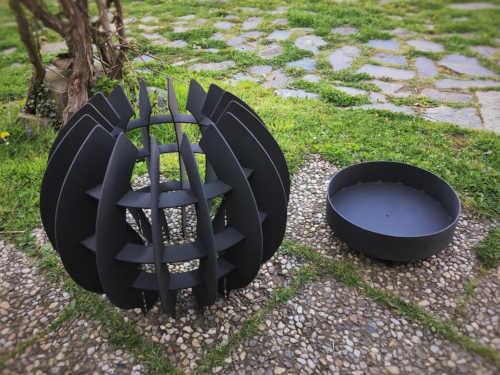 přenosné ohniště fireball 50 cm