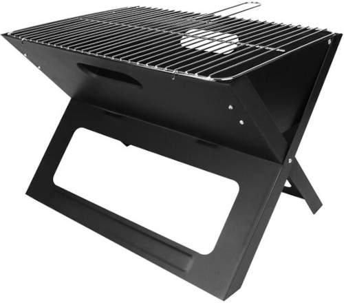 Stolní gril na dřevěné uhlí Fieldmann FZG 1001