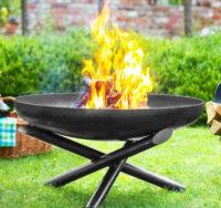 Přenosné zahradní ohniště COOKKING Indiana 60 cm
